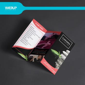 progetto grafico brochure lecce