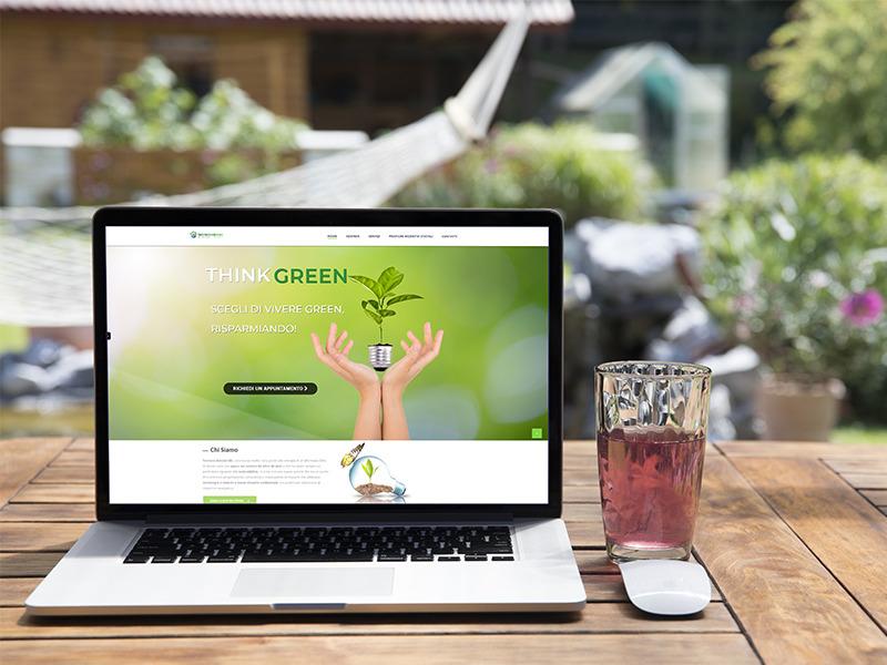 creazione siti web lecce web up studios - tecnecoalessio